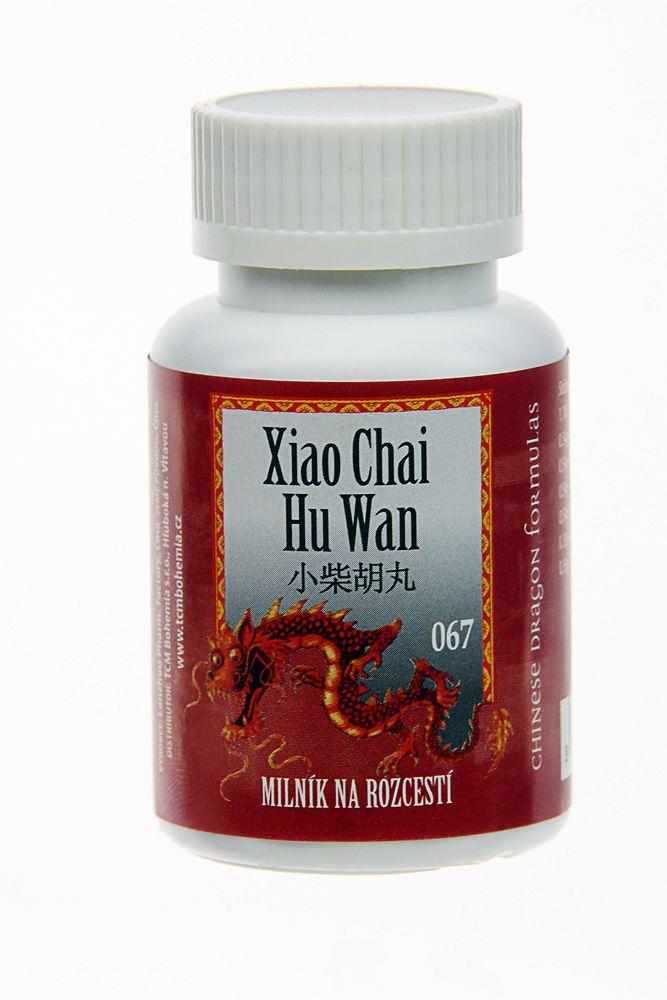 067 XIAO CHAI HU TANG WAN - MÍĽNIK NA RÁZCESTÍ